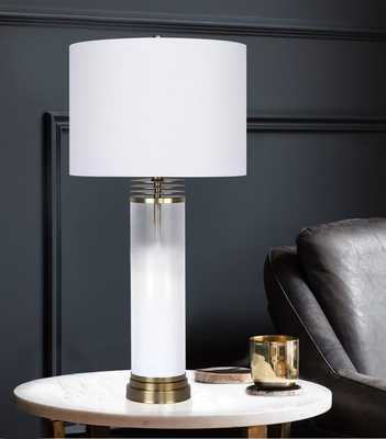 "Melina 31"" Table Lamp - Wayfair"