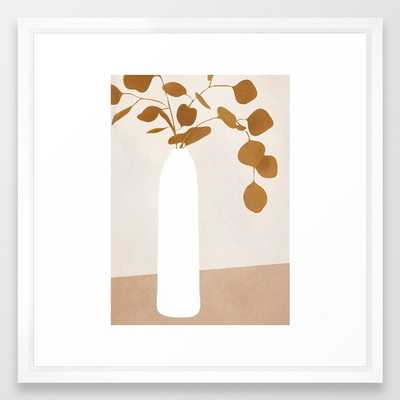 Plant Framed Art Print - Society6