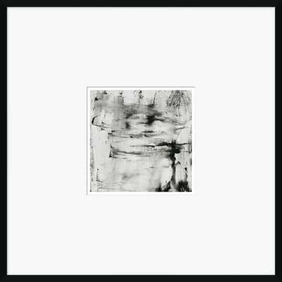 """Soicher Marin Abstract Locomotion - Picture Frame Painting Print on Paper Size: 17.25"""" H x 17.25"""" W x 1.38"""" D - Perigold"""