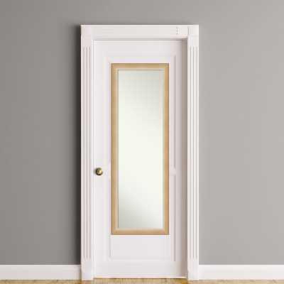 Holsey on the Door Full Length Mirror - Wayfair