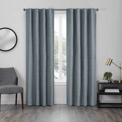 Velmanikandan Solid Color Max Blackout Thermal Rod Pocket Single Curtain Panel - Wayfair