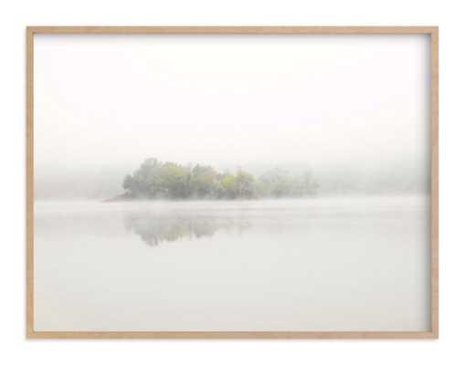 "The Island Art Print - 40"" x 30"" - Minted"