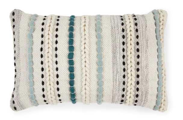 Stitch Aqua Pillow - Article
