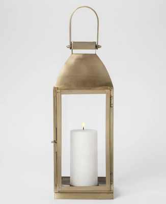 Metal Lantern - Gold - Smith & Hawken - Target