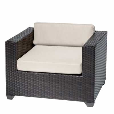 Fernando Patio Chair with Cushions - AllModern
