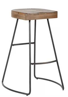 "Charlie 30"" Bar Stool - Wayfair"