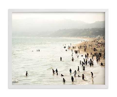 seaside contrast - Minted