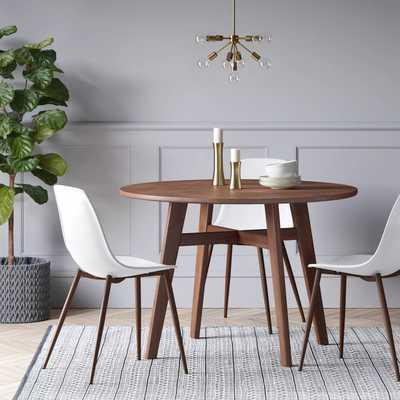 "44"" Maston Dining Table Round Hazelnut - Project 62™ - Target"