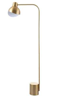 """Norman 57.5"""" Arched Floor Lamp - Wayfair"""