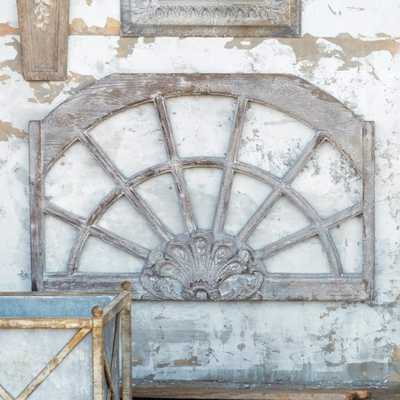ARCHED WINDOW FRAME RELIC - Shades of Light