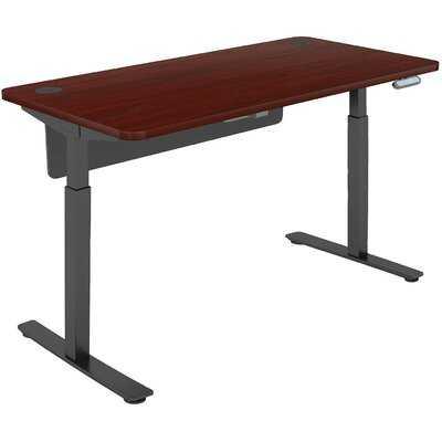 Alexx Height Adjustable Standing Desk - Wayfair