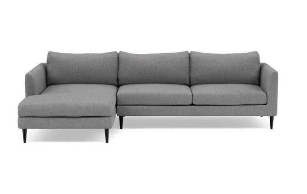 Owens Sectional Sofa with Left Chaise - Interior Define