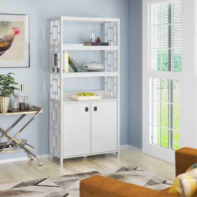 Balsamo Standard Bookcase - Wayfair