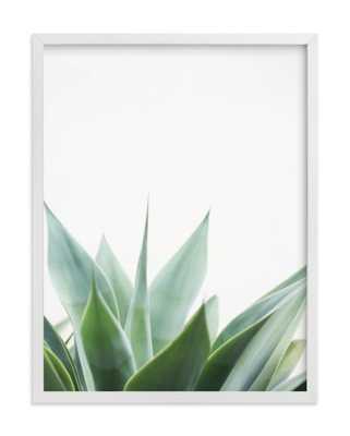 balboa park - 18x24 - white wood frame - Minted