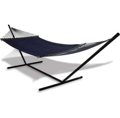 Spicer Olefin Hammock with Stand; Back in Stock Oct 6, 2020. - Wayfair