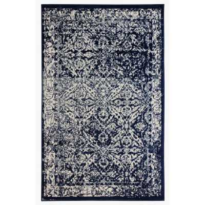 Boucher Blue Area Rug - Wayfair