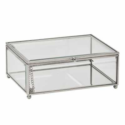 Glass Jewelry Box - Wayfair