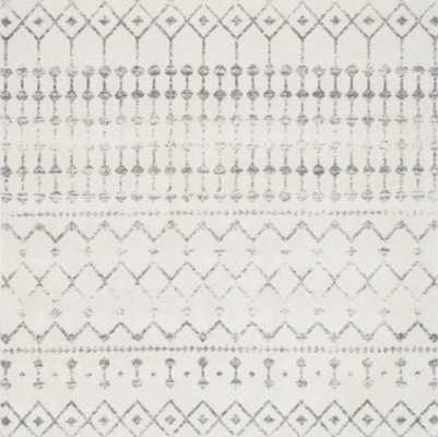 Moroccan Blythe Rug - 8 square - Loom 23