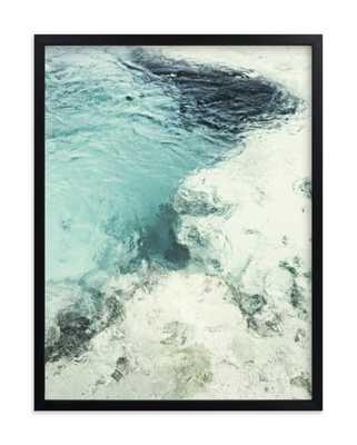 blue monday-Tulum Gulf Aqua - Minted