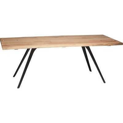 NORAH DINING TABLE, OAK - Lulu and Georgia