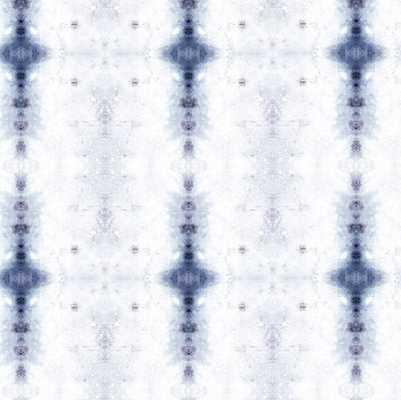AQUARIUS - INDIGO - Walnut Wallpaper