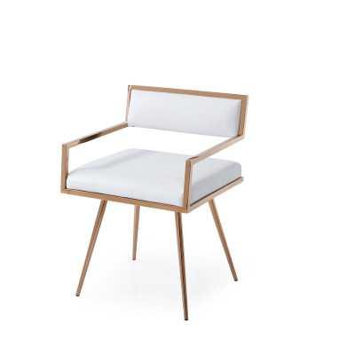 Jayleen Upholstered Dining Chair - AllModern