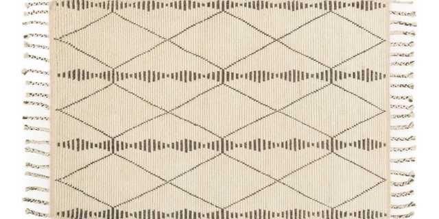 TF-01 IVORY / PEBBLE RUG - Loma Threads