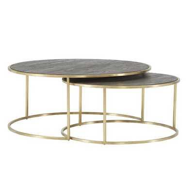 Dupont 2 Piece Coffee Table Set - Wayfair