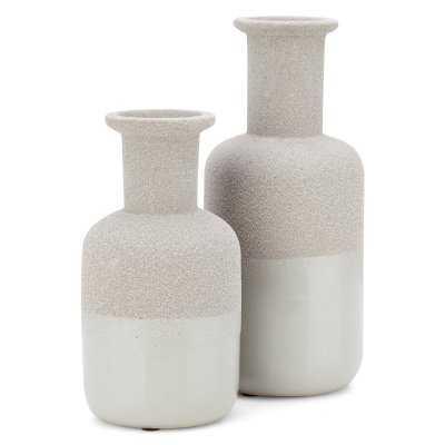 IMAX Beau Vases - Set of 2 - Hayneedle
