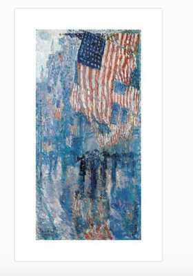 The Avenue in the Rain, Frederick Childe Hassam - art.com