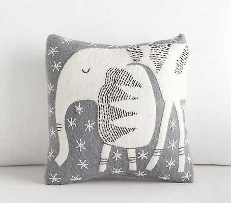 Elephant Pillow - Pottery Barn Kids