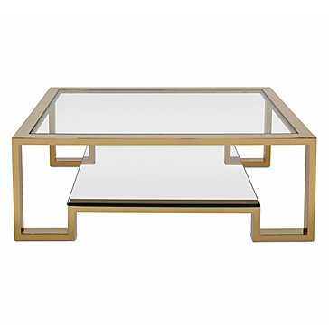 Duplicity Coffee Table - Z Gallerie