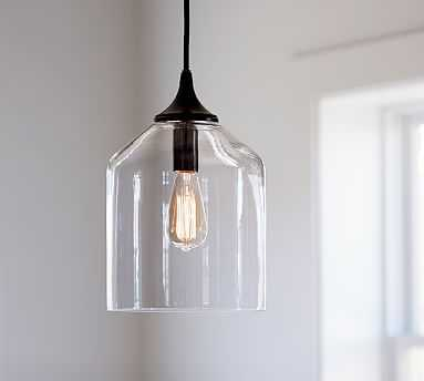 City Glass Pendant - Pottery Barn