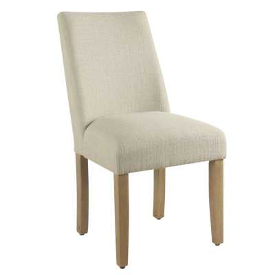 Barnabas Curved Back Upholstered Dining Chair - Wayfair