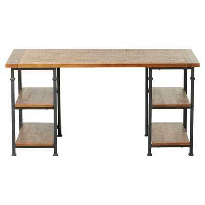 Zona Writing Desk - Wayfair