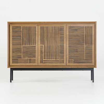 Keenan Small Sideboard - Crate and Barrel