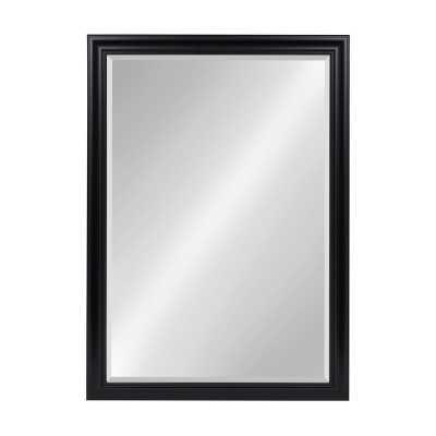 Hegarty Square Framed Accent Mirror - Wayfair