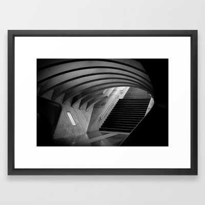 Architecture Framed Art Print - Society6