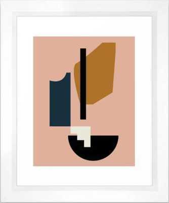 Shape study #2 - Lola Collection Art Print - Society6