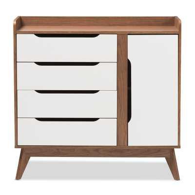 9 Pair Shoe Storage Cabinet - Wayfair