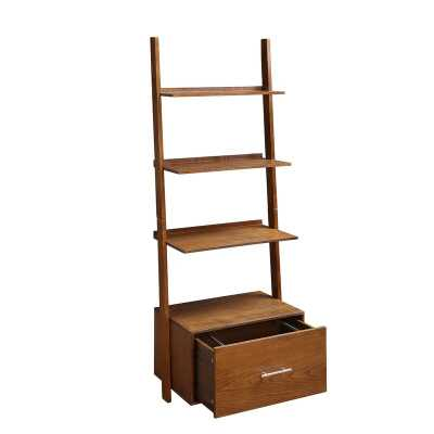 Carlucci Ladder Bookcase - Wayfair