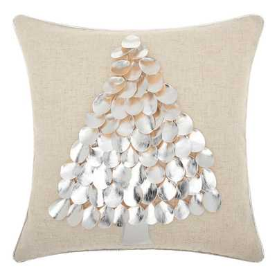 Silver Tree Throw Pillow - Mina Victory - Target