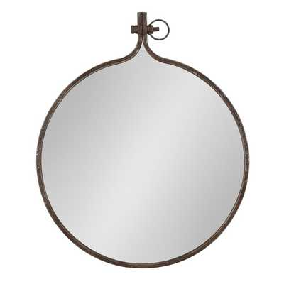 Kinley Accent Mirror - Wayfair