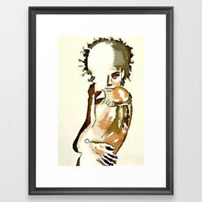 Camera Love Framed Art Print - Society6