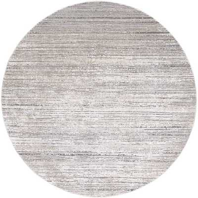 Bridgeton Distressed Modern Brown/ Gray Sleek Area Rug - Wayfair