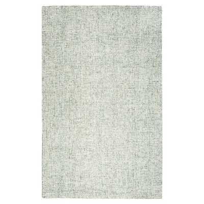 Marsh Hand-Tufted Wool Green Area Rug - AllModern