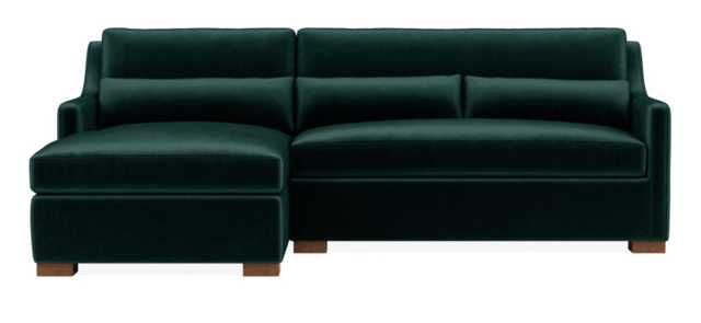 ELLA 3-Seat Left Chaise Sectional - Interior Define