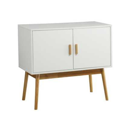 Phoebe Accent Chest, White - Wayfair