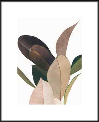 Friends  BY EMILY GRADY DODGE - 16 x 20 Framed Art Print, Matte Black Metal Frame, With Matte - Artfully Walls