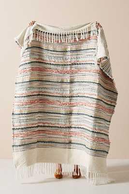 Andrea Throw Blanket - Anthropologie